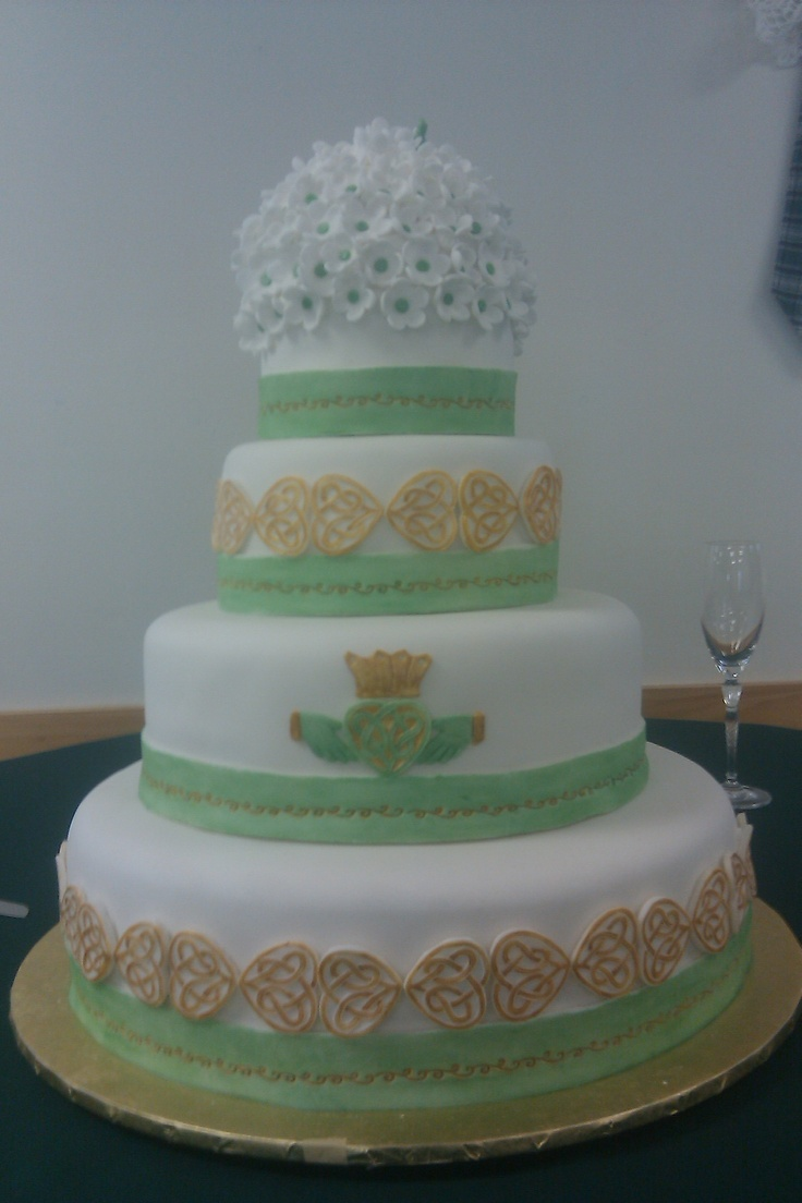119 Best Celtic Wedding Cakes I Love