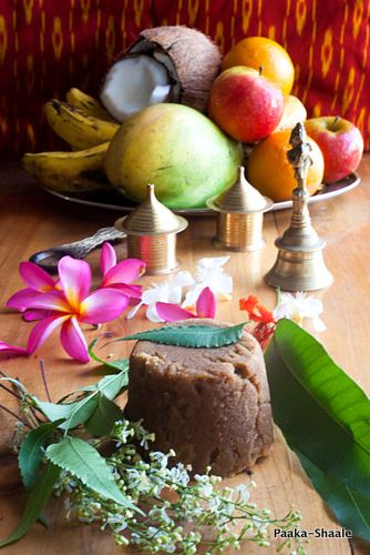 Happy Ugadi and some recipes to celebrate the festival !!
