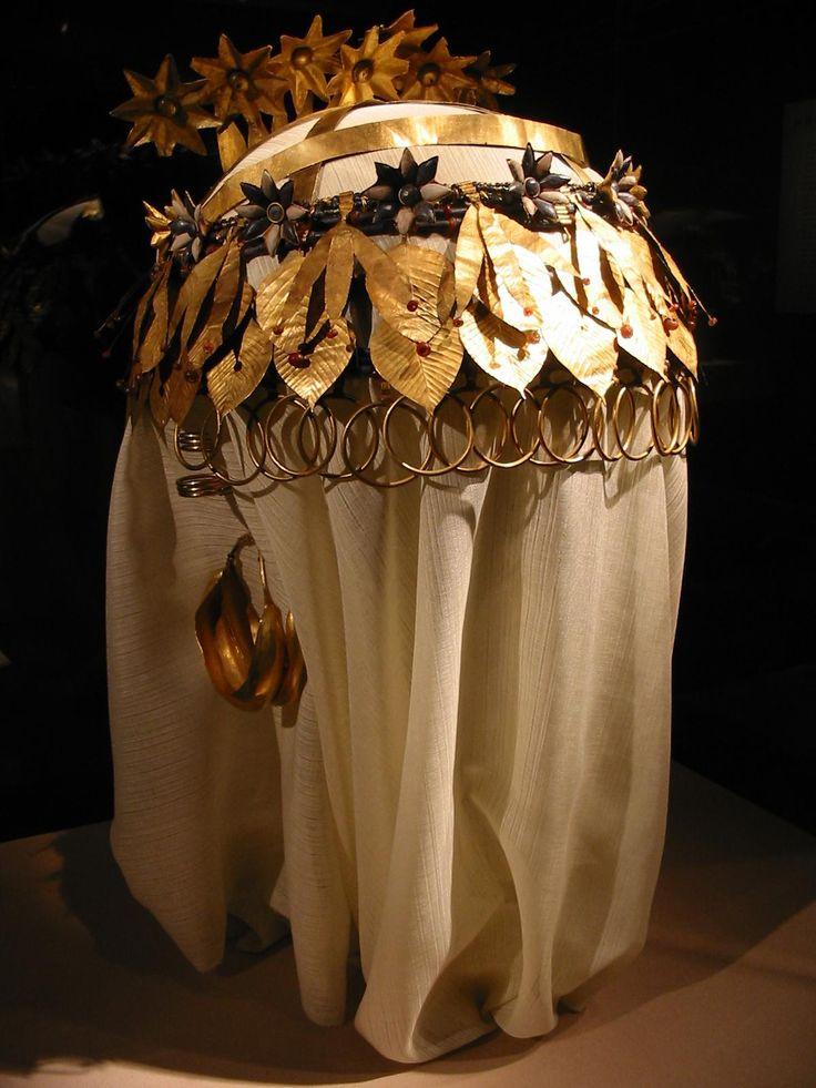 Mesopotamia Reina Puabi 721 best