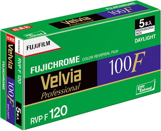 Fujichrome-Velvia-100F-120-film-discontinued