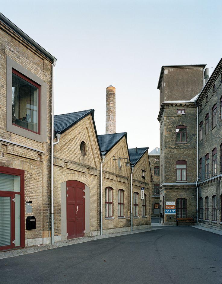 Almedals fabriker, Gothenburg | Semrén & Månsson
