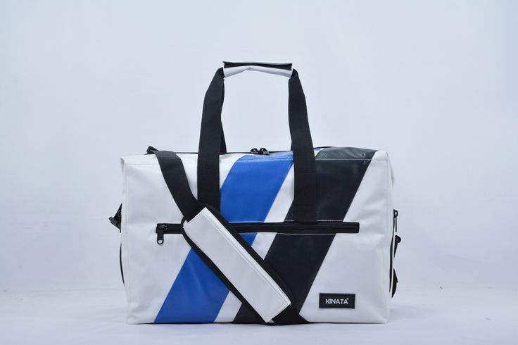 Reis white , striping blue black