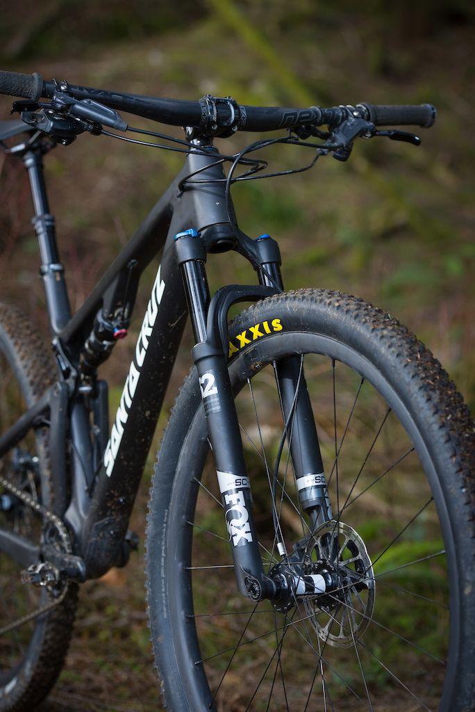 Santa Cruz S New Blur Xc Bike Review Bicycle Mountain Bike