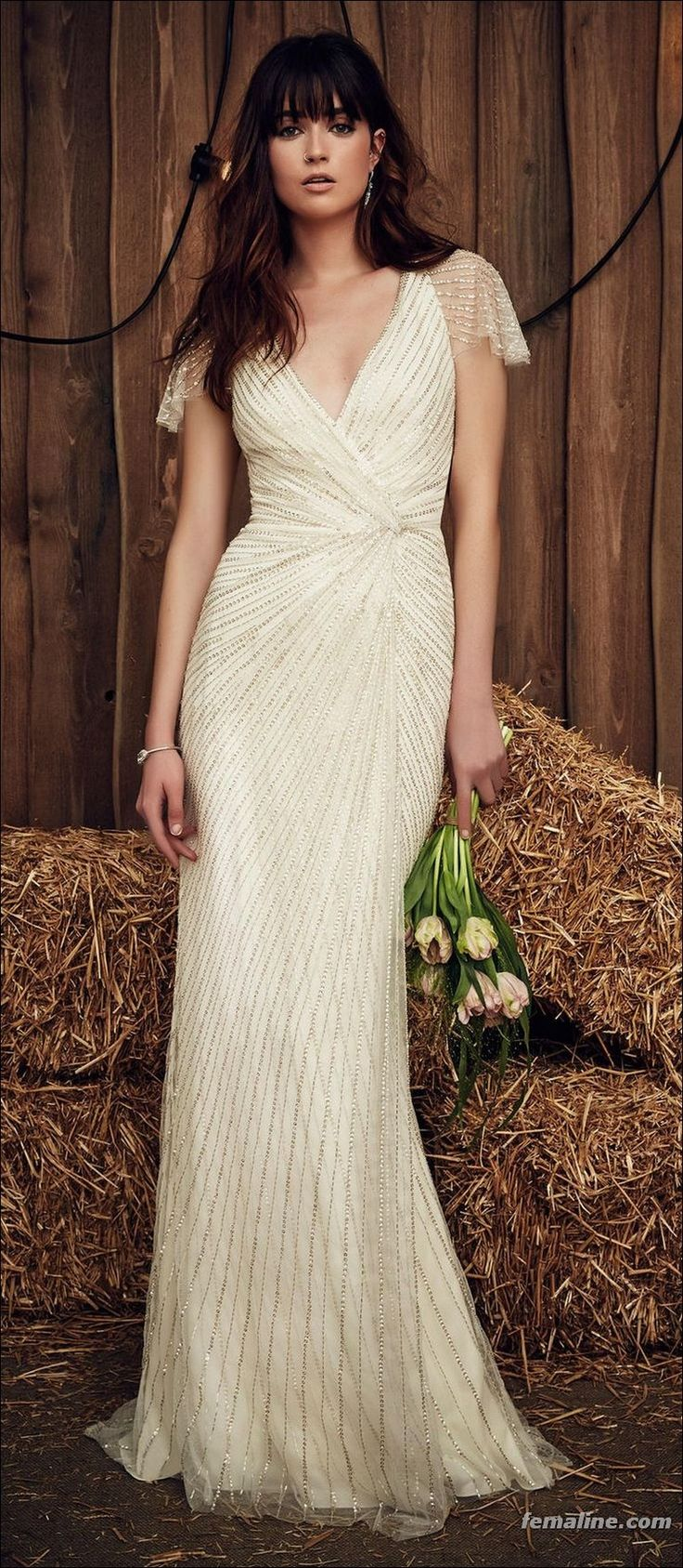 8 best kleider images on Pinterest | Short wedding dresses, Short ...