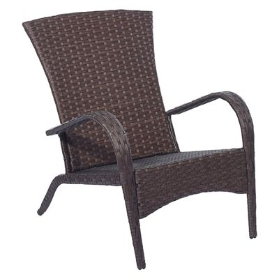 Unbranded Milan Wicker Lounge Chair