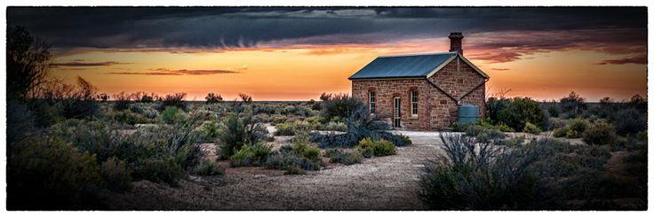 Coward Springs Historic Railway Siding Old Ghan Railway South Australia