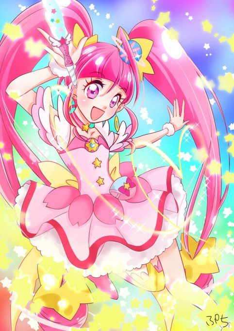Pin by Kawaii Protagonist! on Cure Star!! ☆ | Pretty cure ...