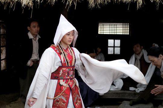 (Korea) Korean Shaman.