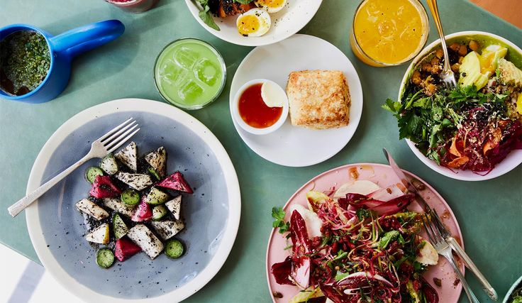 30 Excellent Spots For A Weekday Breakfast: Because It's The Most Important Meal Of The Day