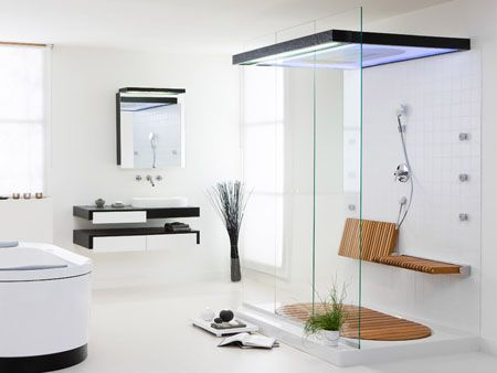 Transparent Bathroom with Glass Wall Bathroom is the most private room  inside the house where there. Allintitle lowes Bathroom Cabinets And Vanities