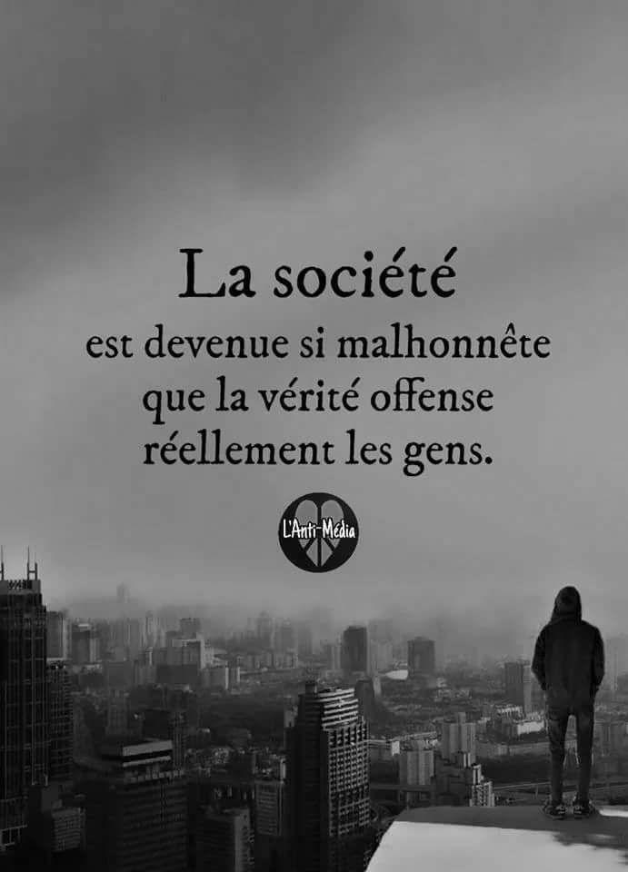 La société....