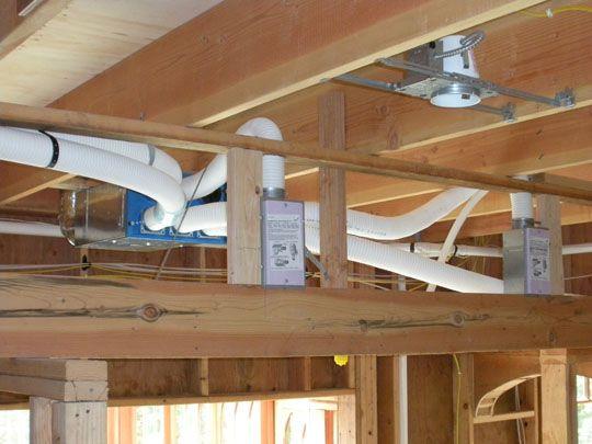 Erv ventilation system zehnder vent 1 new ventilation for Pool ventilation design