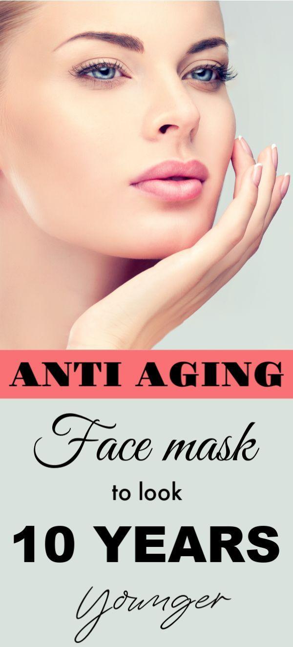 3 receitas de máscara facial anti-envelhecimento DIY que realmente funcionam –