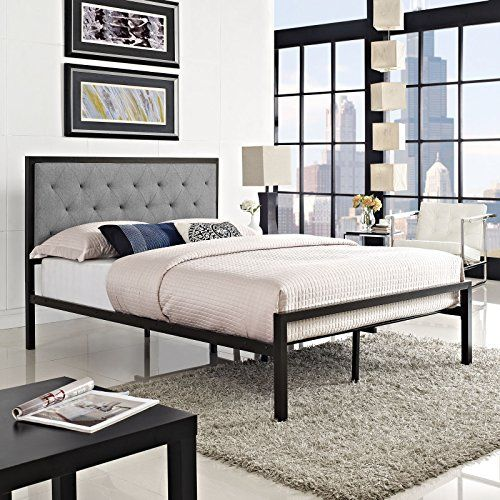 LexMod-Mia-Fabric-Platform-Bed-Frame-Full-Brown-Gray-0-5