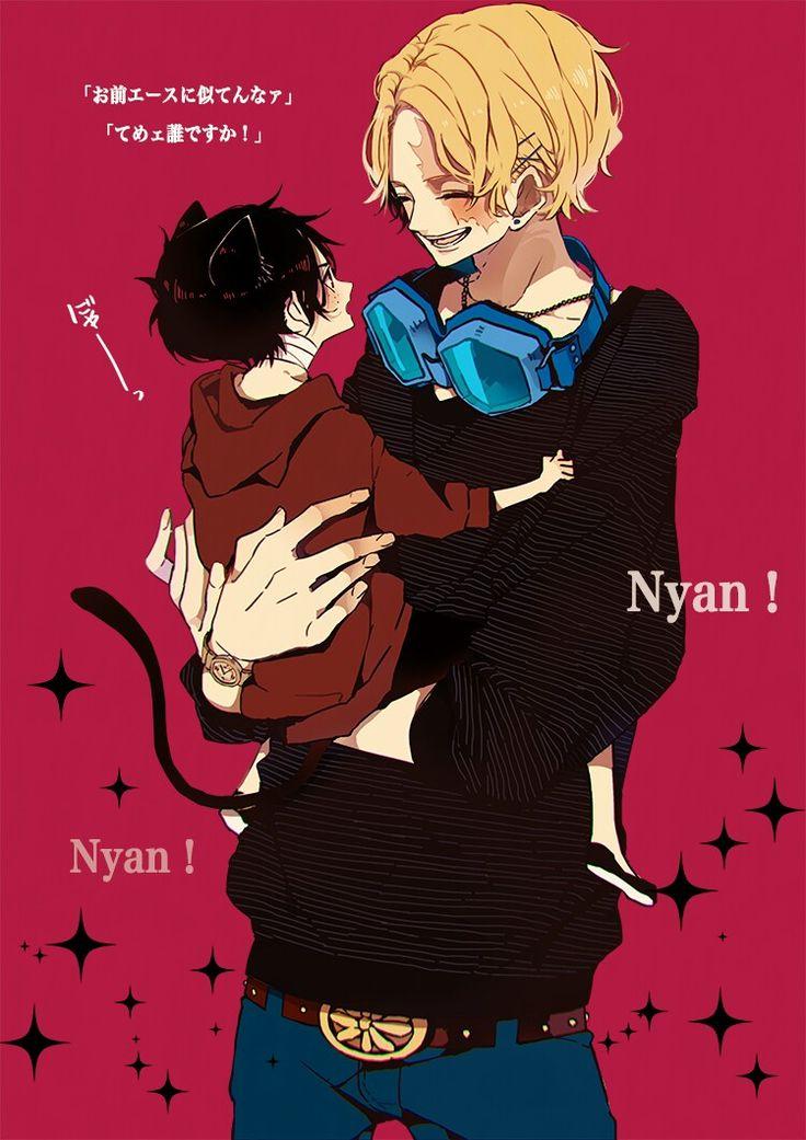 Pin by Maya Flare on ASL One piece ace, Manga anime, One