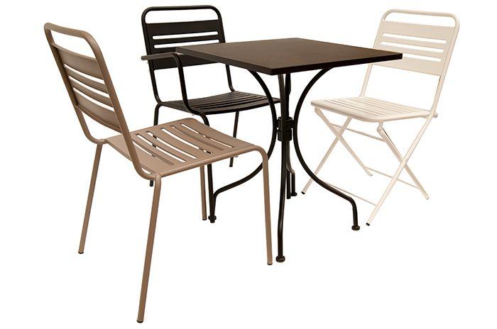 Fotos. Mesas y sillas Francisco Segarra.