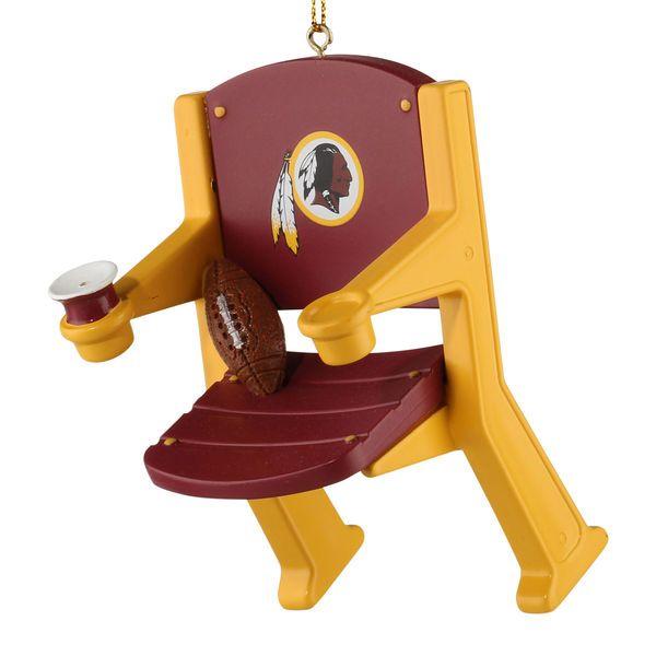 Washington Redskins Stadium Chair Ornament - $11.99