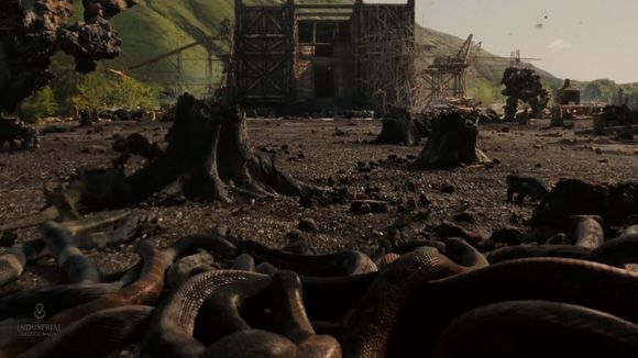 """A behind the scenes look at the awesome visual effects work done by Industrial Light & Magic in Darren Aronofsky's biblical epic, """"Noah."""""""