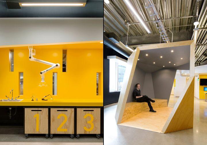 MIT Beaver Works By Merge Architects Cambridge