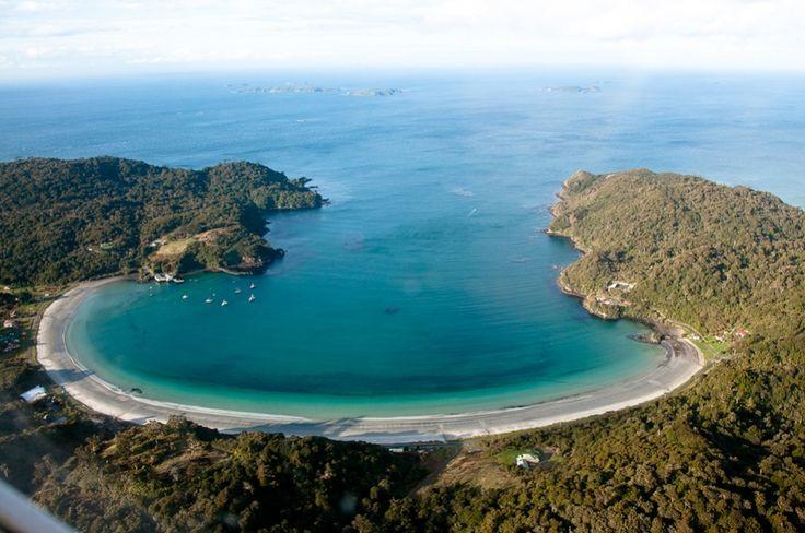 Horseshoe Bay, Stewart Island NZ