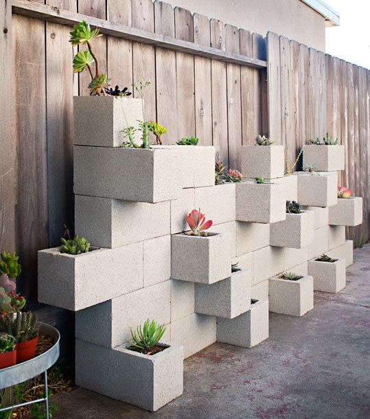 herb garden succulent garden