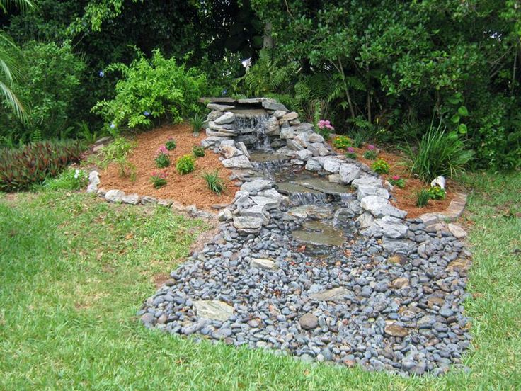 17 Best Images About Pondless Waterfall For The Back Hill 400 x 300