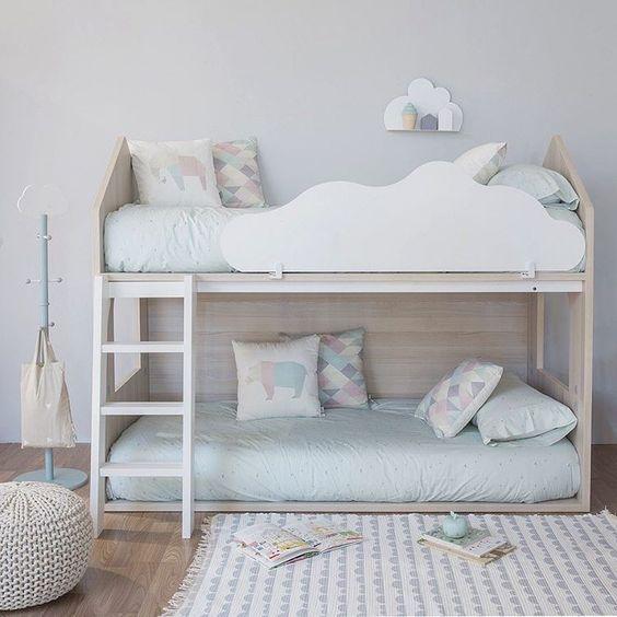 La habitación con la que todos hemos soñado alguna vez siendo niño@s nueva Casita Litera