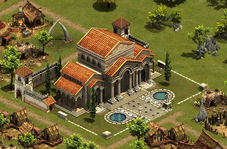 Forge Of Empires Which Time Is Best For Production Buildings