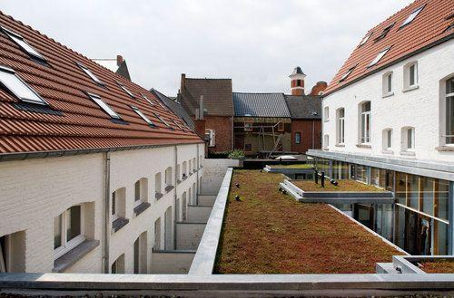 ONO architectuur — Dosfel - Klein Kwartier