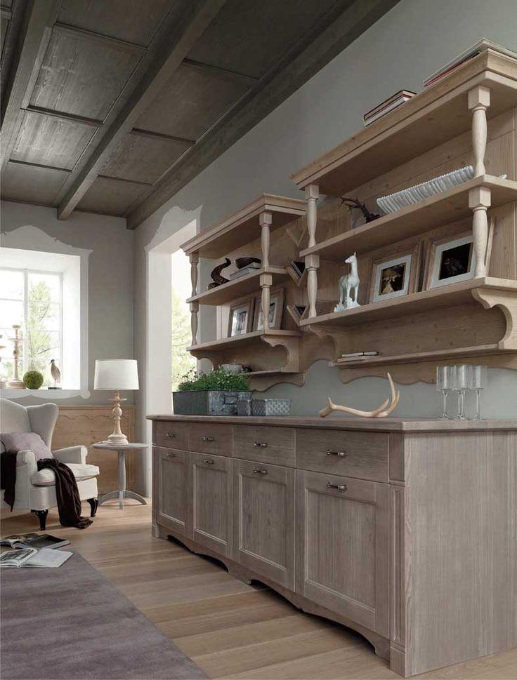 20 best tabià cucine & living / kitchens & living images on pinterest - Mobili Living Design