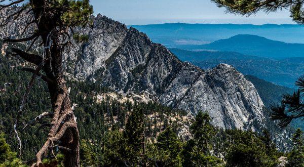 Lily Rock, Idyllwild, California