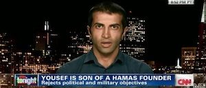 Son of Hamas founder explains why Israels peaceful coexistence with Hamas is impossible . Read more at www.israelnews.co