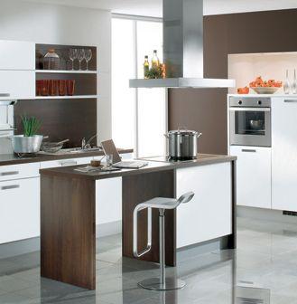 30 best ilot central images on pinterest kitchens. Black Bedroom Furniture Sets. Home Design Ideas