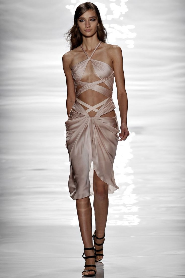 Collection of reem acra spring 2015 stunning dresses (10)