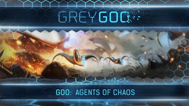 Grey Goo: Available Now