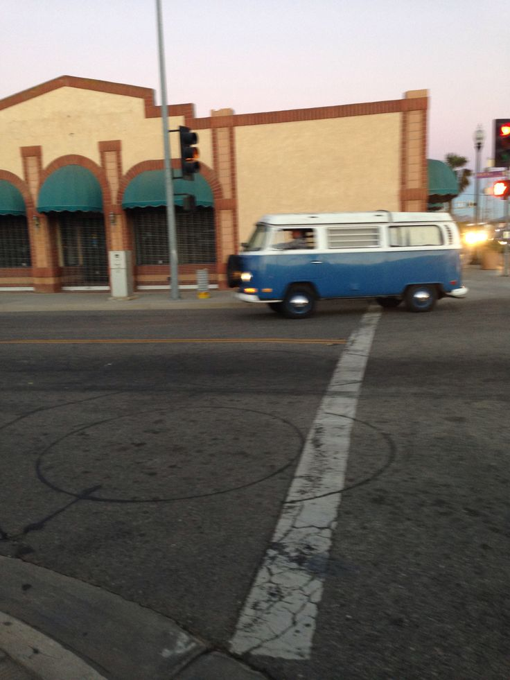 Saw this one in Oxnard. Bw bus