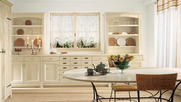 Country Kitchens with Delicate Colors and Soft Lines for a Cozy Atmosphere   DesignRulz.com