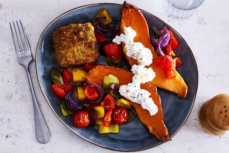 Een bord vol groente: gezonder kan bijna niet! - Recept - Allerhande