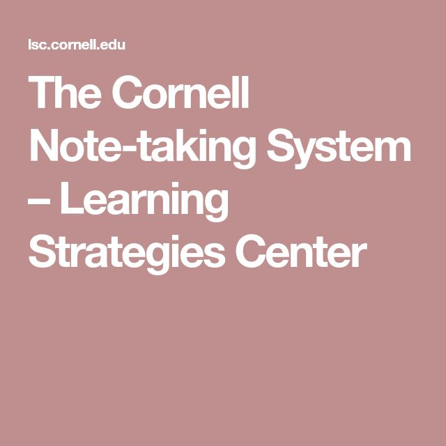 Best 25+ Cornell notes ideas on Pinterest Note taking, School - cornell note taking template