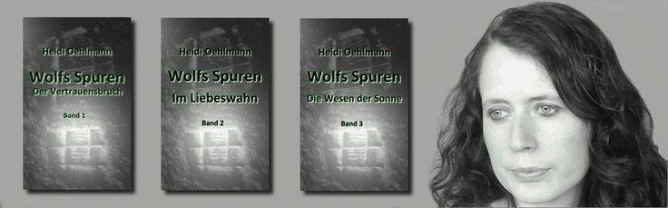 Website von Heidi Oehlmann