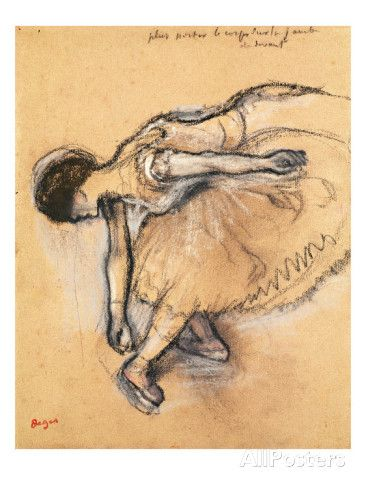 Dancer Giclee Print by Edgar Degas at AllPosters.com