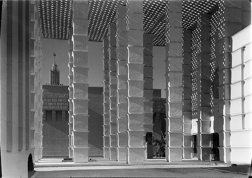 Pavilhão do Brasil, Lisboa, Portugal by Biblioteca de Arte-Fundação Calouste Gulbenkian, via Flickr