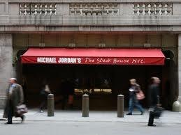 Michael Jordans Steakhouse at Grand Central Station