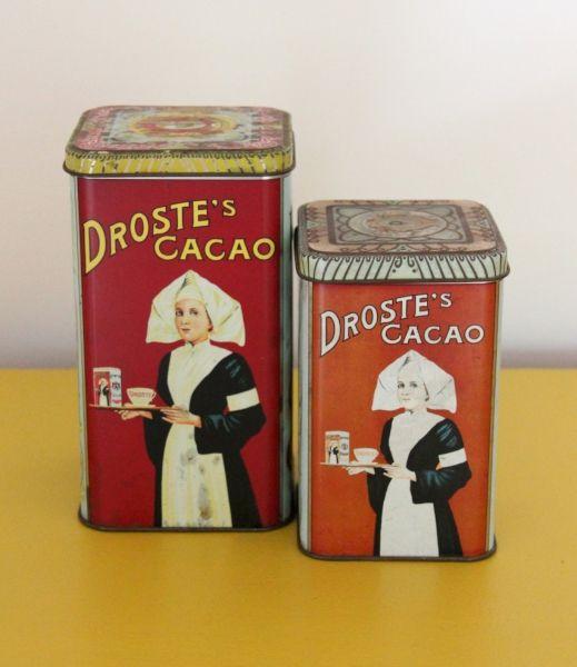 Droste's cacao.