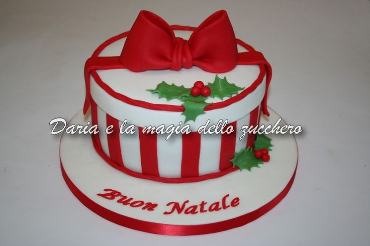#Torta Natale #Christmas cake