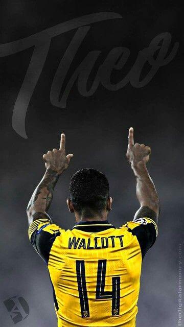 Theo James Walcott