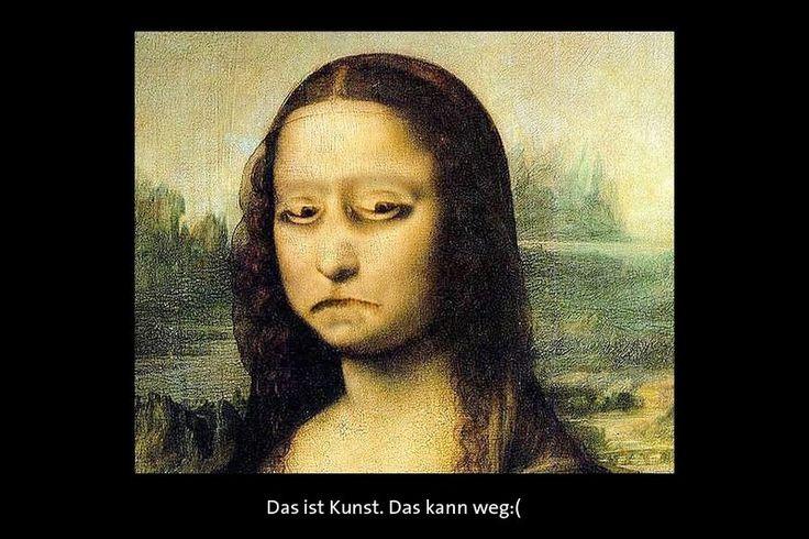 Was hätte Leonardo wohl gesagt?  Als doppelt Betroffene mit Artikeln aus dem Bereich Kunst und auch Papeterie bin ich natürlich absosolut gegen e...