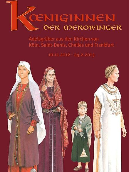 Bildergalerie | Merowinger-Ausstellung: Königinnen, Konkubinen, Königstöchter | Kultur | hr-online.de
