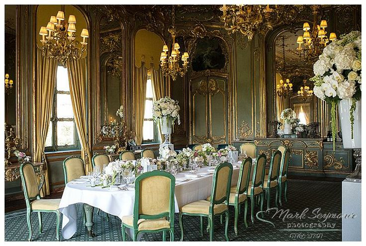 The French Dining Room at Cliveden House. http ...