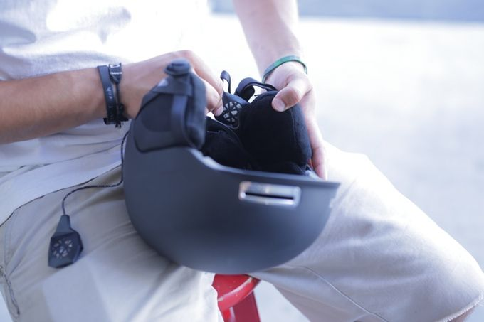 BE - LINK: Bluetooth Surround Sound for your Helmet by BE-LINK Bluetooth Integration System — Kickstarter